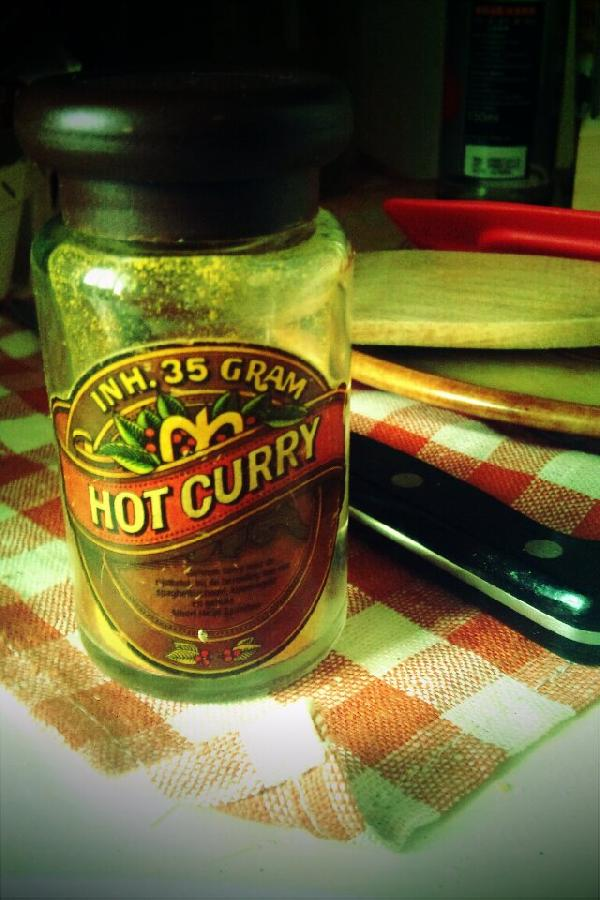 "Салат ""Curry"""